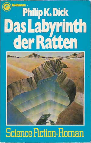 Das Labyrinth der Ratten  at Houdini Nation