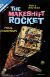 Cover of The Makeshift Rocket (ACE Double)